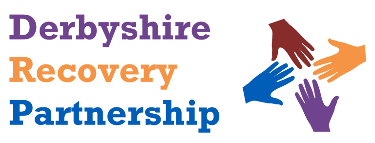 Derbyshire Recovery Partnerships Logo